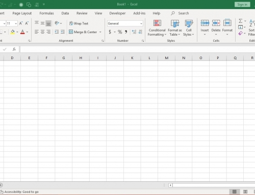Basic Intro To Ms Excel