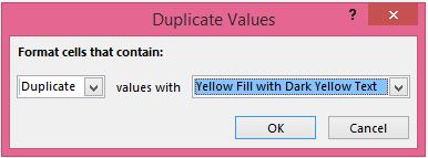 Conditonal Formatting In Excel 5