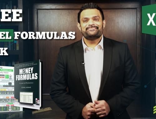 Excel Formulas Ultimate Guide (2020)