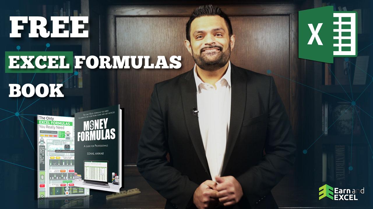 Excel Formulas Ultimate Guide 20   Earn & Excel