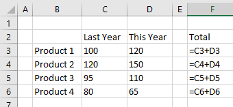 How To Use Excel INDIRECT Function 1
