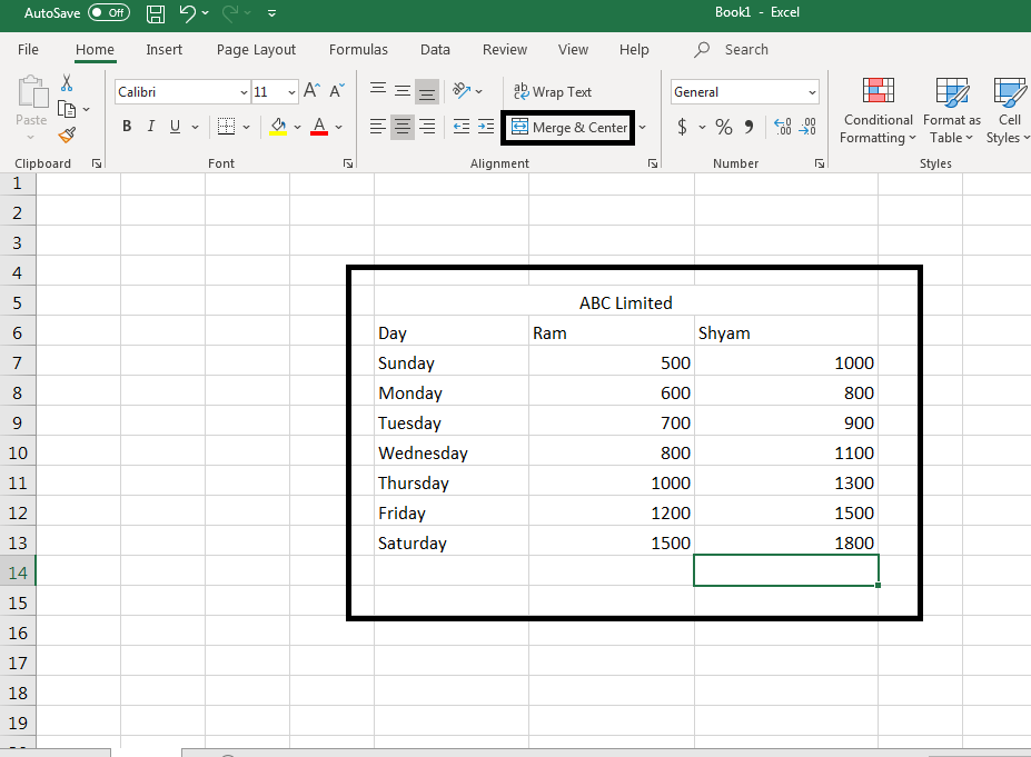 How To Use Excel Offset 1