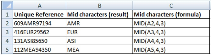 What Are The Best Excel Text Functions 2