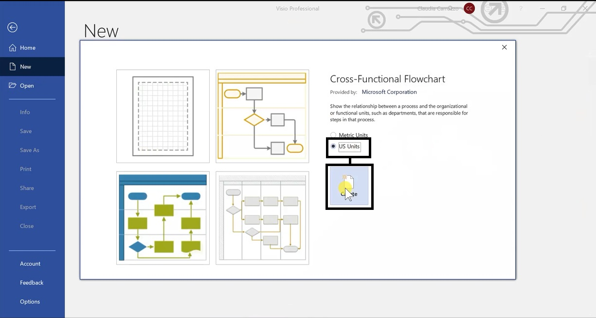 How To Create A Swimlane Diagram In Ms Visio 3