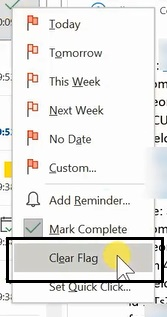 How To Flag Emails In Outlook 5