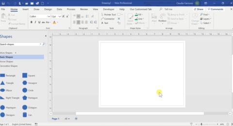 Microsoft Visio Complete Intro