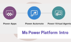 Ms Power Platform Intro