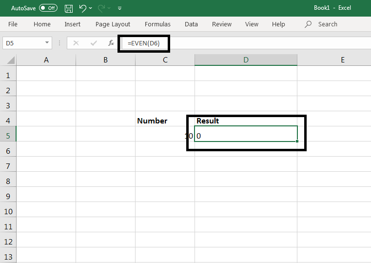 Round() Function in Excel 4