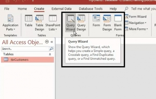 What Are Quries In Ms Access 1
