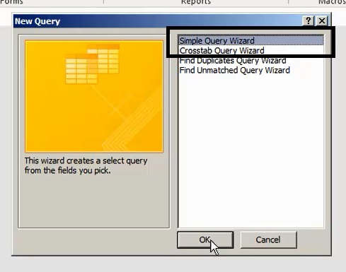 What Are Quries In Ms Access 2