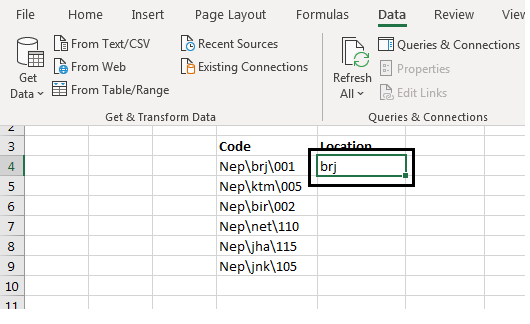 How To Flash Fill In Excel 2